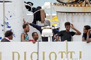 Đức sẽ sớm đạt được thỏa thuận trao trả người nhập cư với Italy