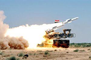 Lá chắn tên lửa Syria 'báo động cao nhất' đề phòng Mỹ bất ngờ tấn công