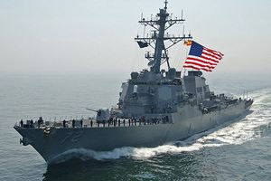 Mỹ phản bác cáo buộc tăng cường quân sự tại Đông Địa Trung Hải