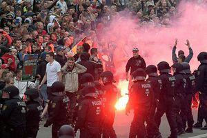 Biểu tình chống người nước ngoài bùng phát thành bạo lực tại Đức