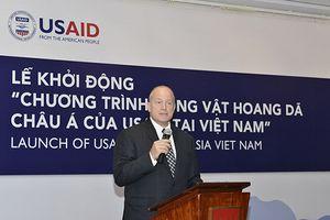 USAID hỗ trợ giảm thiểu nhu cầu tiêu thụ sừng tê giác
