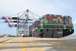 Logistics thu hút vốn đầu tư