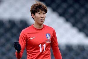 Khối tài sản khổng lồ Son Heung-min đội Olympic Hàn Quốc