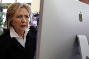 Báo Mỹ tố Trung Quốc tấn công thư điện tử cá nhân của bà Hillary Clinton