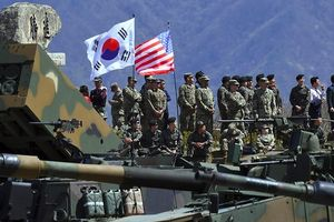 Mỹ tuyên bố nối lại tập trận, bán đảo Triều Tiên chuẩn bị 'tăng nhiệt' ?