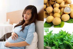 8 thực phẩm dễ gây hiện tượng sảy thai tự nhiên sớm