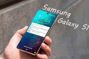Samsung Galaxy S10 có đến 3 phiên bản, dùng máy quét vân tay trên màn hình