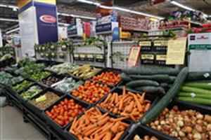 Chỉ số giá tiêu dùng tháng 8/2018 tăng 0,45%