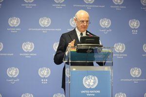Liên hợp quốc mời Mỹ và đồng minh tới các cuộc đàm phán về Syria