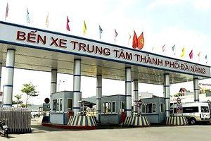 Đà Nẵng kiểm tra xe khách trá hình mang biển số nước ngoài