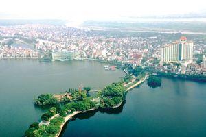 Hà Nội: Công bố điều chỉnh cục bộ phân khu đô thị Tây Hồ và phụ cận