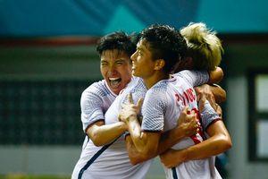 Olympic Việt Nam vào bán kết khiến cúp quốc gia phải lùi lịch thi đấu