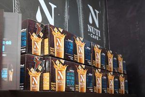 NutiFood nâng giá trị cà phê Việt với Nuticafé - Cà phê sữa đá tươi