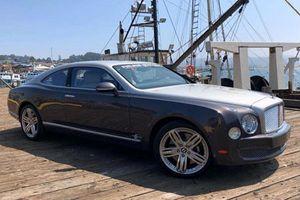 Chi hơn 11,5 tỉ đồng để độ sedan Bentley thành Coupe