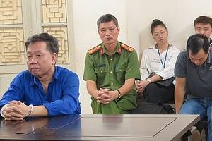 'Xách' ma túy số lượng lớn, anh rể của 'bà trùm' Dung Hà nhận án tử