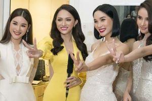 Hương Giang làm giám khảo cuộc thi Hoa hậu Chuyển giới Thái Lan