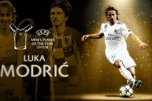 Đừng tranh luận gì nữa, Luka Modric là người giỏi nhất