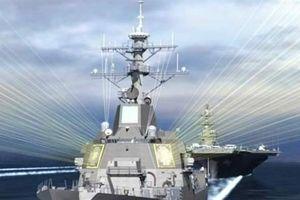 Mỹ đóng Tàu khu trục có sức mạnh như tàu tuần dương