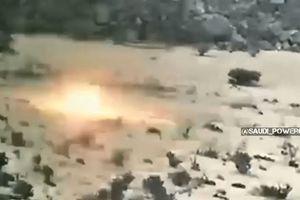 Saudi Arabia phóng tên lửa 6 vạn USD diệt tay súng Houthi
