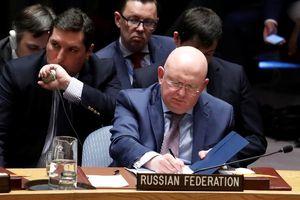 Nga chặn báo cáo của Hội đồng Bảo an Liên Hiệp Quốc về Triều Tiên