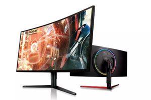 LG giới thiệu màn hình chơi game cực sắc nét