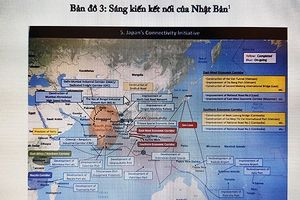 Đà Nẵng ở đâu trong 'Sáng kiến Ấn Độ Dương – Thái Bình Dương' của Nhật Bản?