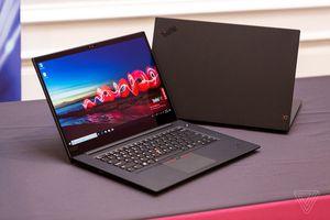 ThinkPad X1 Extreme hấp dẫn thế này đã đủ thay thế MacBook Pro?