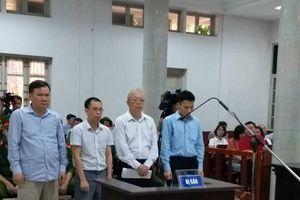 Ông Trần Trung Chí Hiếu, cựu Chủ tịch PVTEX bị tuyên án 28 năm tù