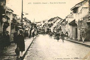 Hoài niệm Hà Nội 36 phố phường qua các bức ảnh tư liệu