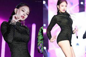 Bõ công chi 2.000 USD cho 1 chiếc váy, Jennie (Blackpink) phô bày triệt để thân hình hoàn hảo