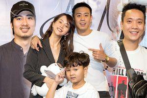 An Nguy công khai 'con trai', Huyme - JVevermind và Justatee 'tức giận' vì bị lừa đến dự fanmeeting