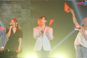 Loạt nghệ sĩ Việt hát 'Niềm tin chiến thắng' ủng hộ tinh thần Olympic Việt Nam trước trận tranh huy chương đồng ASIAD