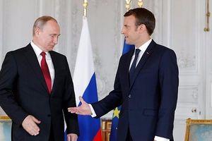 EU muốn tạo dựng 'một cấu trúc an ninh mới' với Nga?