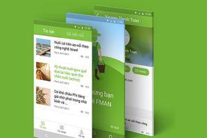 Mạng xã hội nhà nông tích hợp IoT