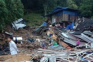 Thanh Hóa: Mưa lũ 3 người chết và mất tích, hàng nghìn hộ dân phải sơ tán khẩn cấp