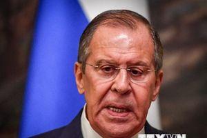 Ngoại trưởng Nga khẳng định các lệnh trừng phạt của Mỹ phản tác dụng