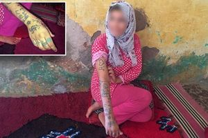 Cô bé 17 tuổi bị bắt cóc, cưỡng hiếp và ép xăm mình suốt 2 tháng