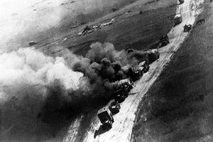 Ảnh tư liệu về trận chiến Kursk lịch sử giữa Liên Xô và phát xít Đức