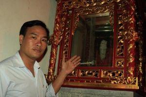 Lạ lùng vào ngục…'trộm' bia đá 80kg về hóa trang, giấu trong chùa