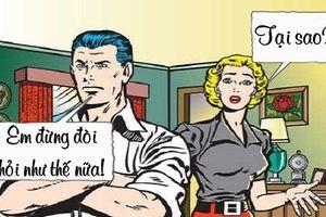 Tối cười: Chồng cầu cứu bác sĩ vì sở thích kỳ quặc của vợ