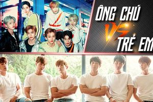MV Kpop tuần qua: Fan đón chào 'trận chiến' giữa 2 boygroup… 'ông chú' và 'trẻ em'