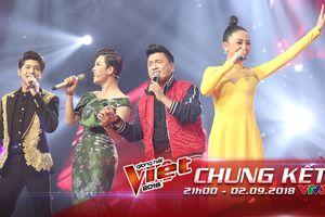 Mở màn Chung kết: Từ Hà Nội đến Sài Gòn hòa cùng không khí yêu nước ngày lễ Quốc khánh