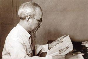 Bác Hồ viết về Hiệp ước thương mại Xô - Pháp từ năm 1954