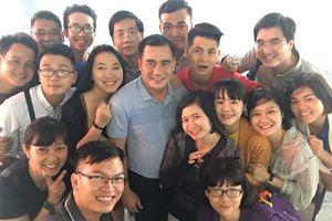 Đoàn đại biểu thanh niên Việt Nam tham gia giao lưu văn hóa Mê Kông - Lan Thương