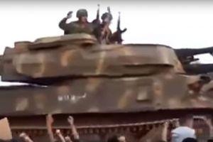 Quân xa Syria ồ ạt tiến về Idlib, sắp tổng tấn công tiêu diệt sào huyệt thánh chiến