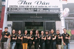 Nguyễn Thị Thu Vân - bà chủ hãng thời trang công nghệ số