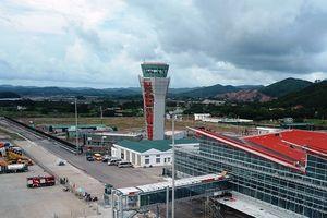Tổng mức đầu tư sân bay Vân Đồn nâng lên gần 7,5 nghìn tỷ đồng