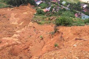 Hải Phòng: Núi Phướn sạt lở, hơn 20 hộ dân hoang mang