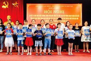 Hà Nội: Nhiều tập thể, cá nhân LĐLĐ quận Cầu Giấy được khen thưởng về thành tích năm học 2017 - 2018