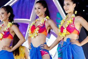 3 mỹ nữ có thân hình nuột nà nhất Hoa hậu Việt Nam 2018